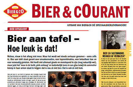 Bier&cOurant 2016 #1