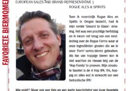 Favoriete Biermoment: Marco Reinier
