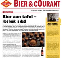 Bier&cOurant april 2016