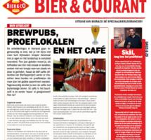 Bier&cOurant september 2016