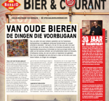 Bier&cOurant jubileum editie  2017