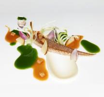 De Librije recept: rivierbaars met Saison Dupont