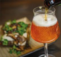 Nationaal Bieronderzoek: Bier Aan Tafel Lééft!