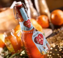 Hanna Verboom veilt Geniet & Geef bier 2019 voor KiKa