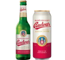 Budweiser Budvar in nieuw jasje gestoken